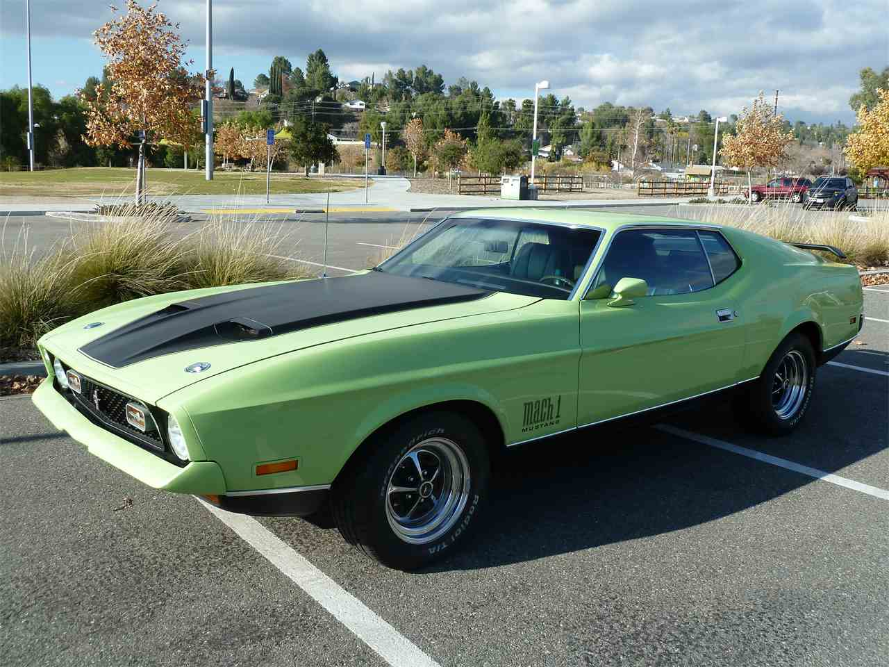 1971 Ford Mustang Mach 1 for Sale - CC-999117