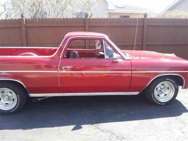 1966 Chevrolet El Camino | 999129