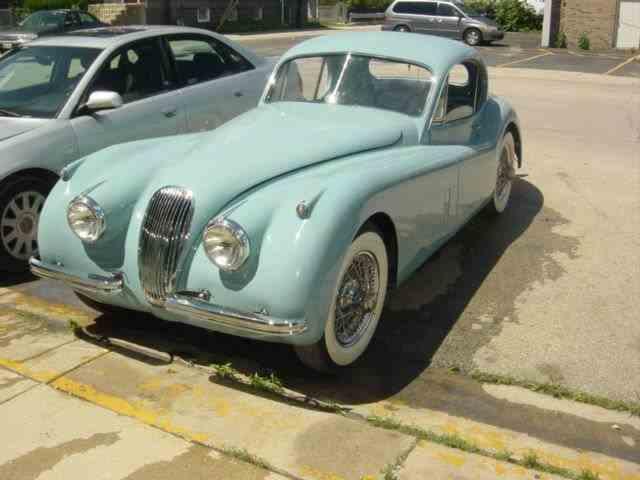 1953 Jaguar XK120 | 999132