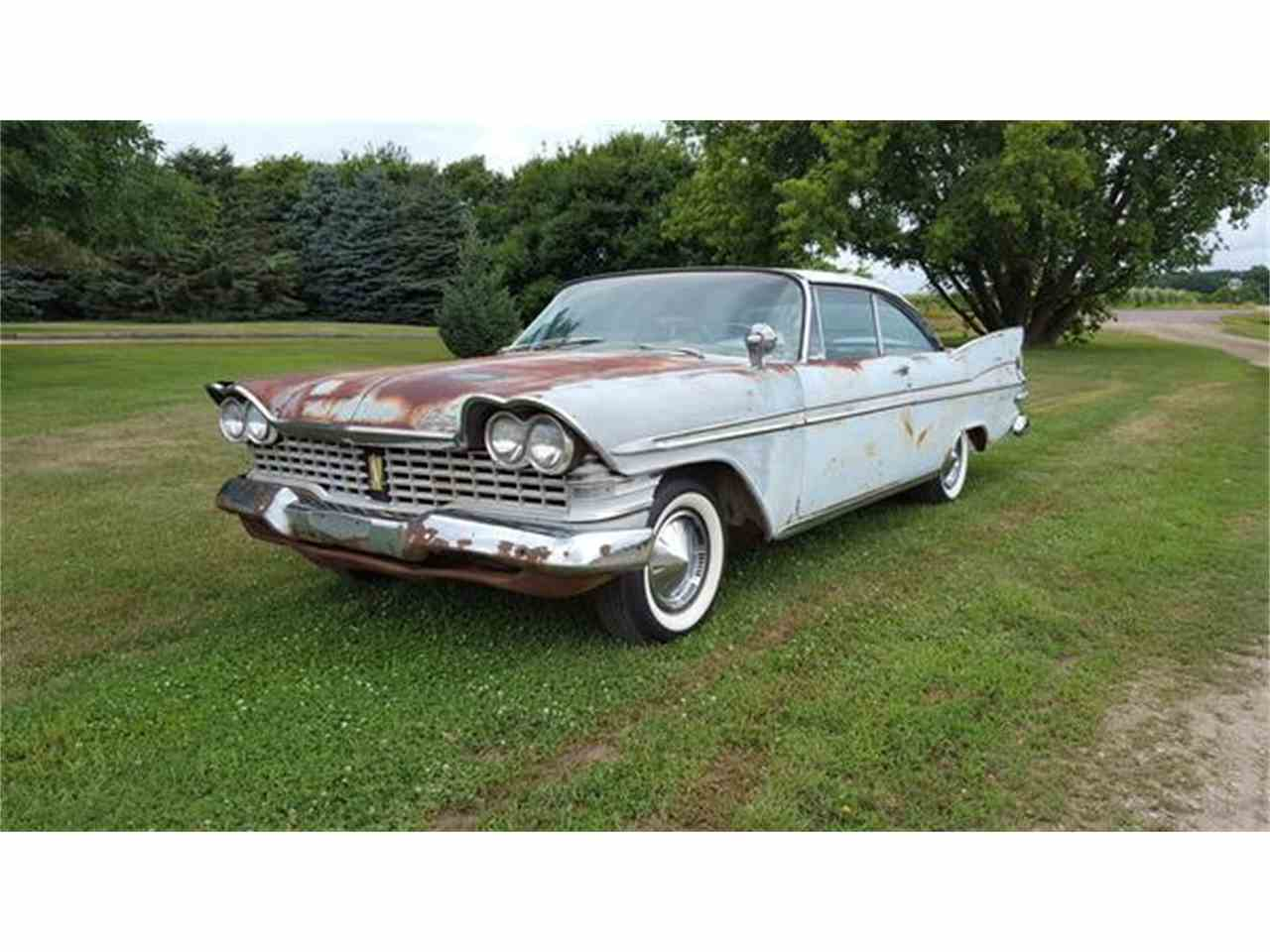1959 Plymouth Sport Fury for Sale - CC-999134
