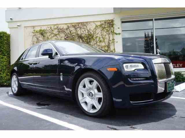 2015 Rolls-Royce Silver Ghost | 999140