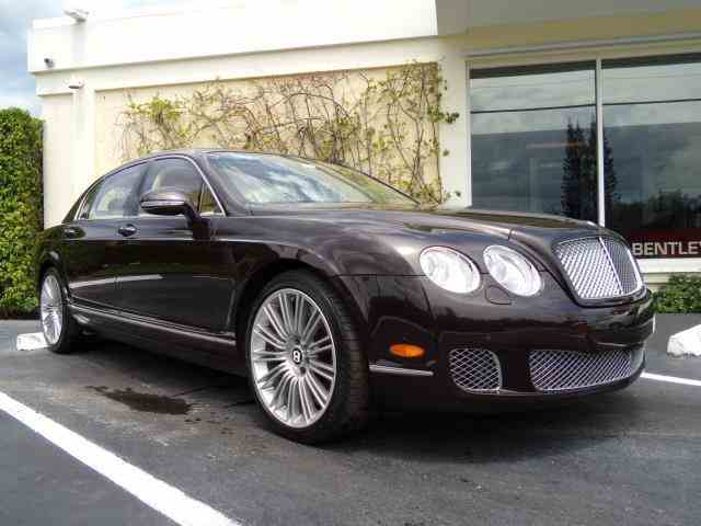2010 Bentley Continental Flying Spur Speed | 999141