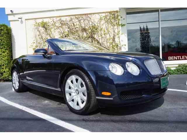 2007 Bentley Continental GTC W12 | 999142