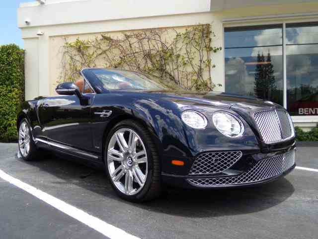 2016 Bentley Continental GTC W12 | 999143