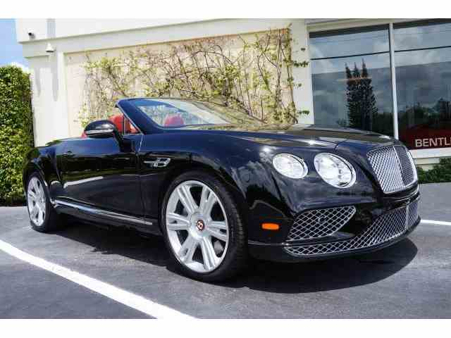 2016 Bentley Continental GTC V8 | 999144