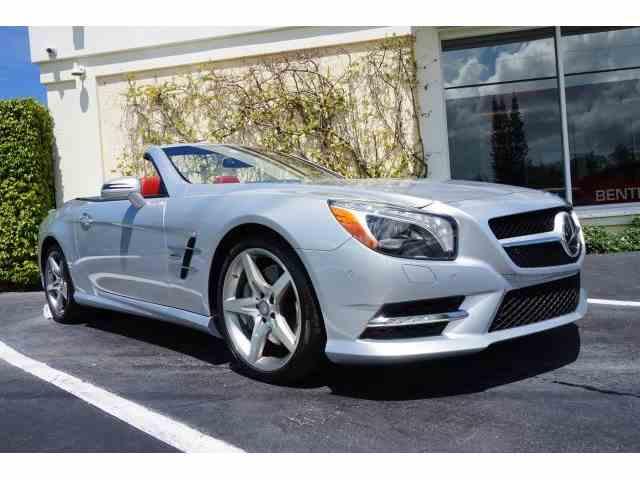 2013 Mercedes SL550 Edition 1 | 999146