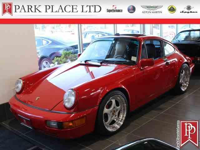1989 Porsche 911 Carrera | 999154