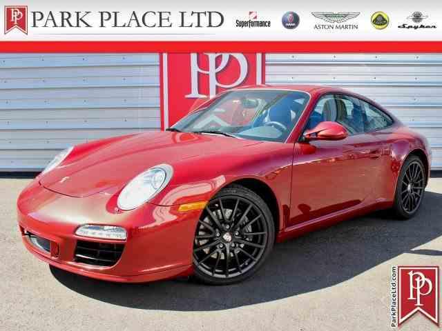 2011 Porsche 911 | 999155