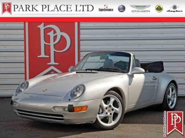 1997 Porsche 911 | 999156