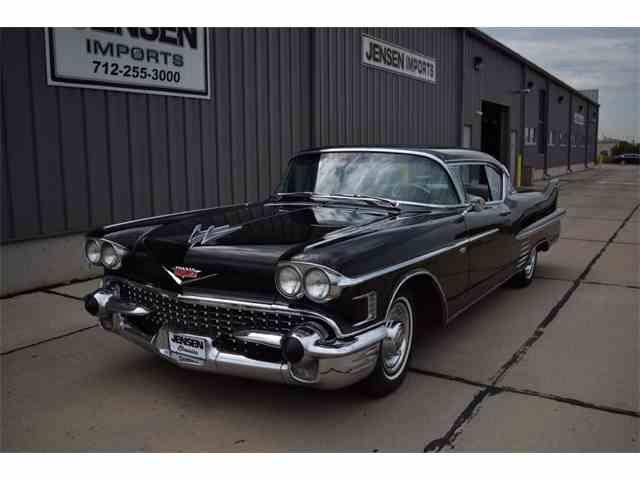 1958 Cadillac DeVille   999165