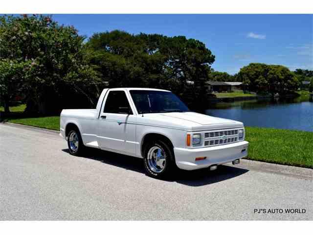 1992 Chevrolet S10 | 999167