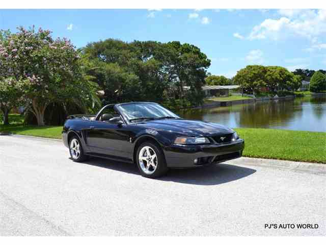 2001 Ford Mustang | 999169