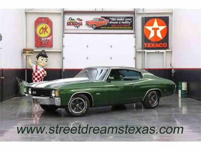 1972 Chevrolet Chevelle | 999189