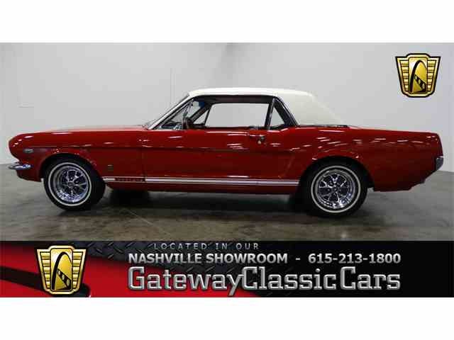1966 Ford Mustang | 999190