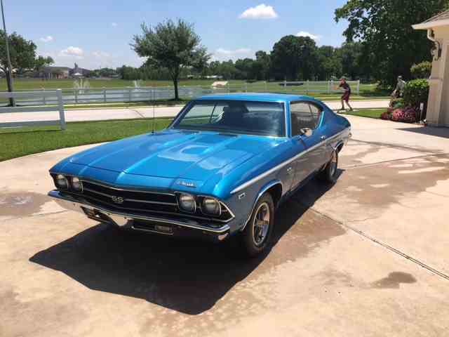 1969 chevrolet chevelle for sale on - 69 chevelle ss 396 images ...