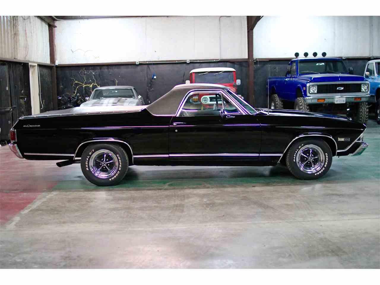 1968 Chevrolet El Camino SS for Sale | ClassicCars.com | CC-999213