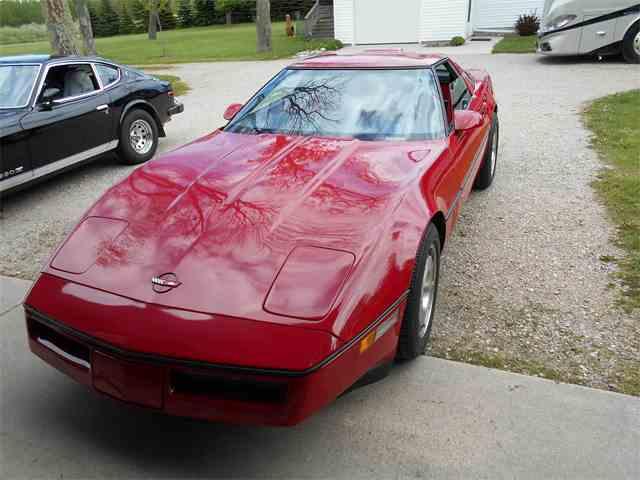1986 Chevrolet Corvette | 999215