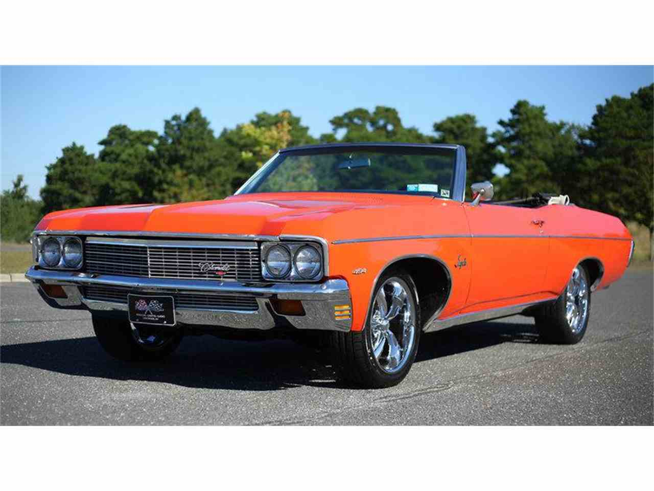 1970 chevrolet impala for sale cc 999216. Black Bedroom Furniture Sets. Home Design Ideas