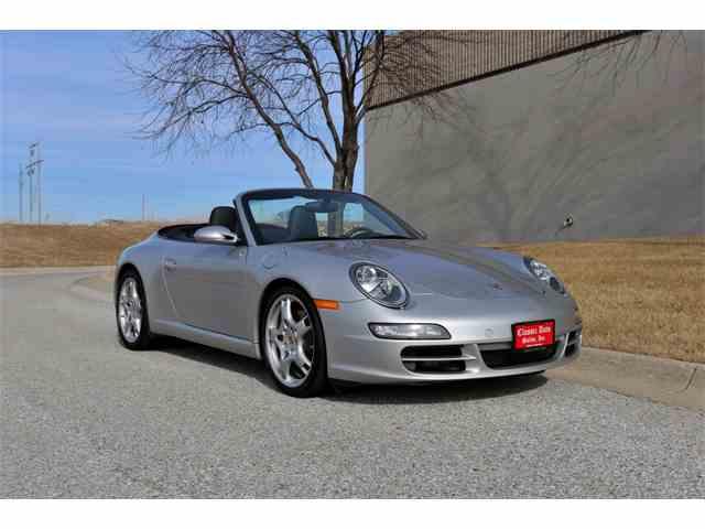 "2006 Porsche 997 Carrera ""S"" Cabriolet | 999226"