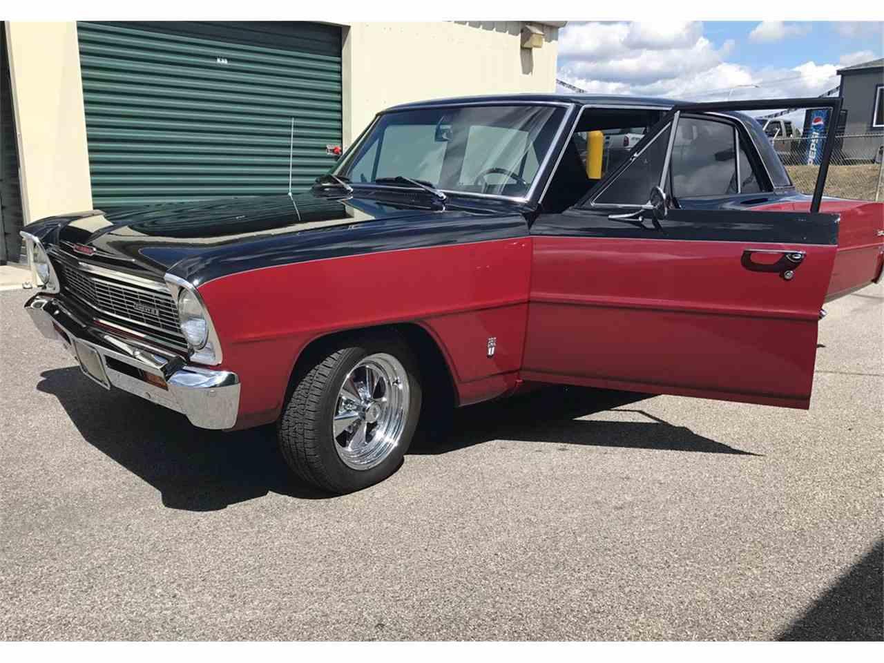 1967 Chevrolet Nova for Sale on ClassicCars.com - 35 Available