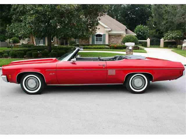 1971 Oldsmobile Delta 88 | 999234