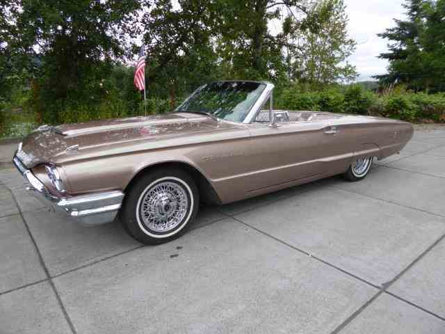 1964 Ford Thunderbird | 999241