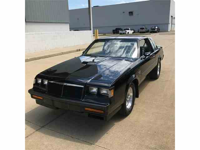 1986 Buick Grand National | 999243