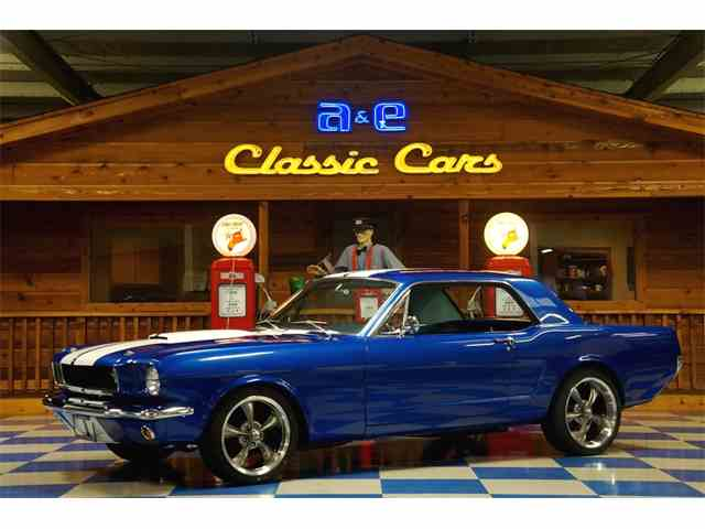 1965 Ford Mustang | 990925