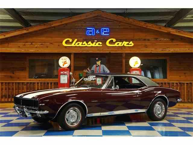 1967 Chevrolet Camaro RS Z28   990926