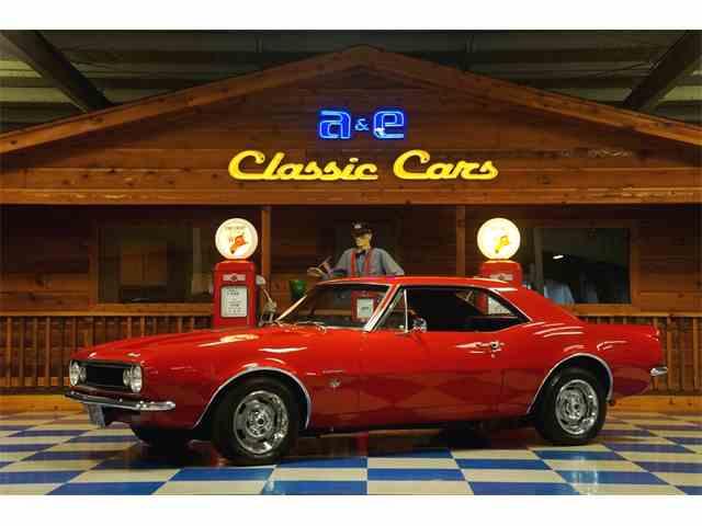 1967 Chevrolet Camaro | 990927