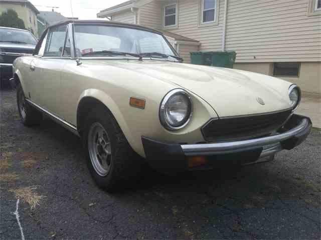 1981 Fiat Spider | 999276