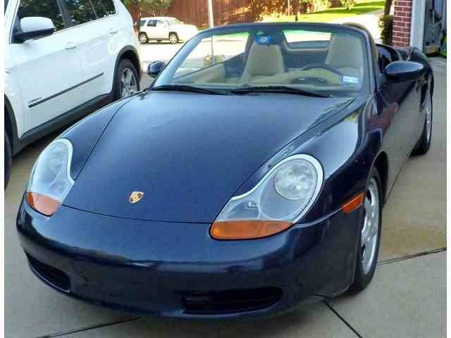 Picture of '99 Boxster - LF20