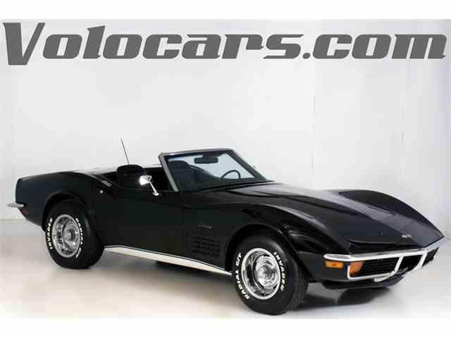 1972 Chevrolet Corvette | 999289