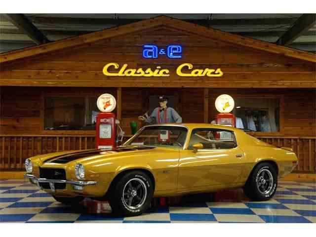 1970 Chevrolet Camaro | 990929