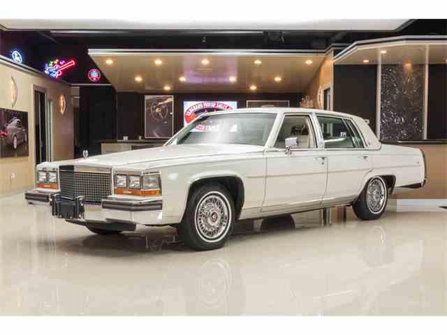 1987 Cadillac Fleetwood Brougham d'Elegance | 999290