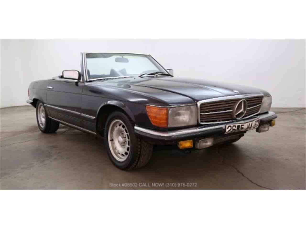 1982 Mercedes-Benz 280SL for Sale - CC-999295