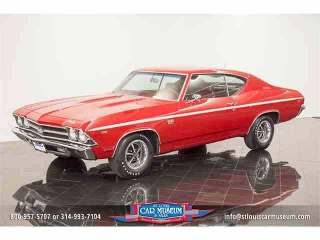 1969 Chevrolet Chevelle SS | 999301