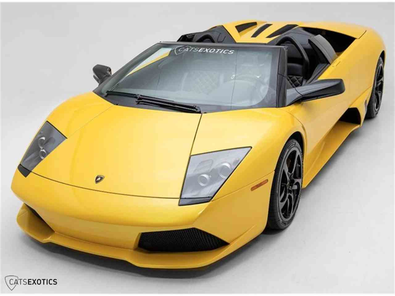 Large Picture of '09 Murcielago - LF2R
