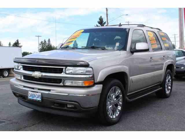 2006 Chevrolet Tahoe   999316