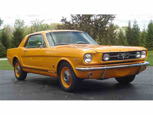 1965 Ford Mustang GT   999319