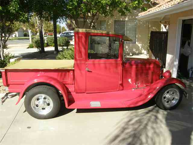 1929 Ford Pickup   990932
