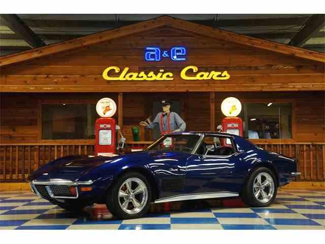 1972 Chevrolet Corvette | 990933