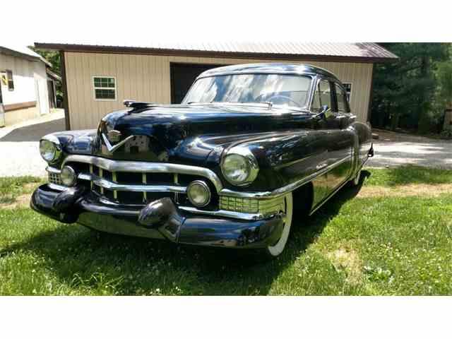 1951 Cadillac Series 62 | 999332