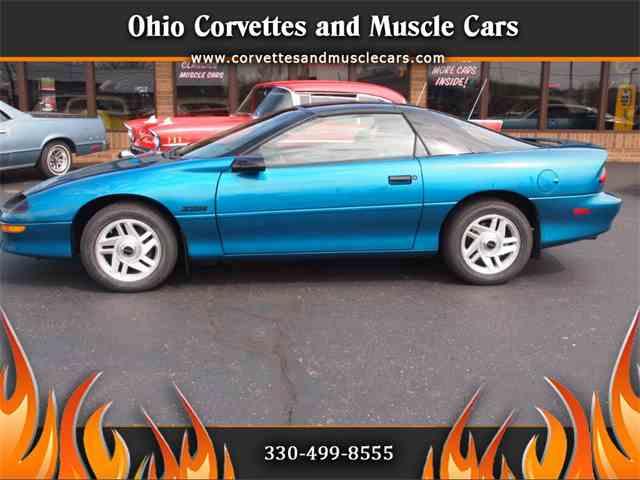 1995 Chevrolet Camaro | 999335
