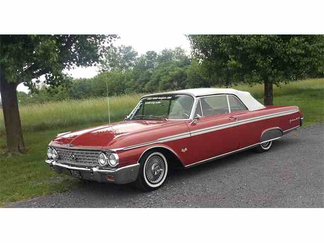 1962 Ford Galaxie 500 XL Convertible | 990934