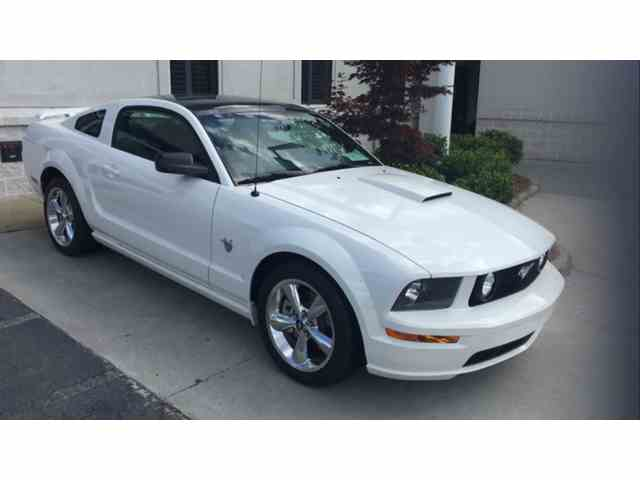2009 Ford Mustang GT 45th Anniversary Edition | 999344