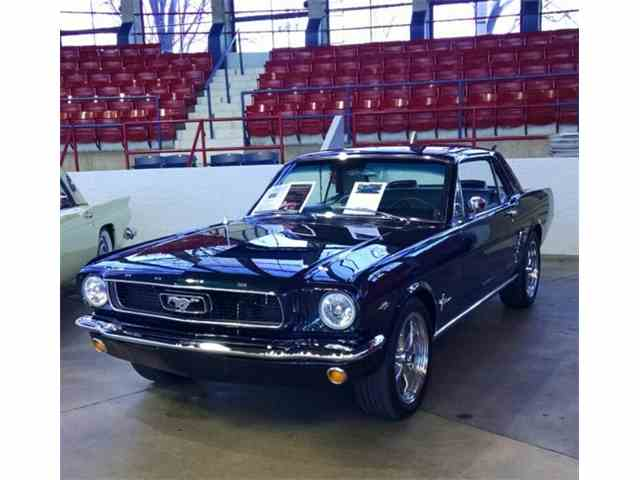1966 Ford Mustang | 999349