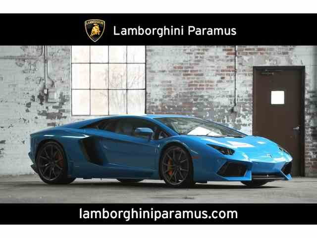 2016 Lamborghini Aventador | 999351