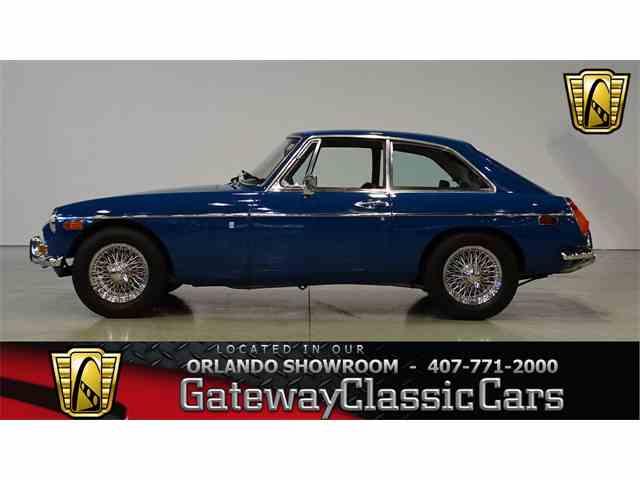 1974 MG MGB | 999355