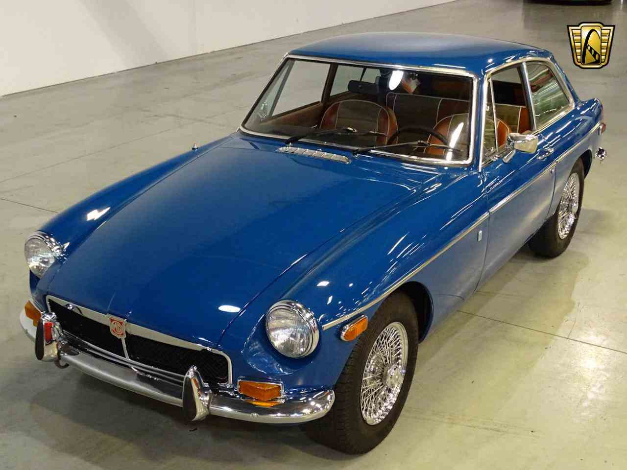 Large Picture of '74 MGB - LF3V